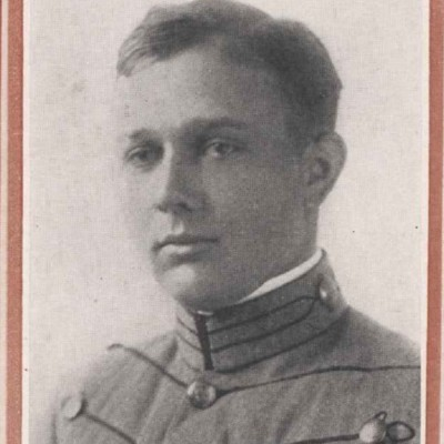 Albert John Bopp senior portrait from the 1916 Bugle.jpg