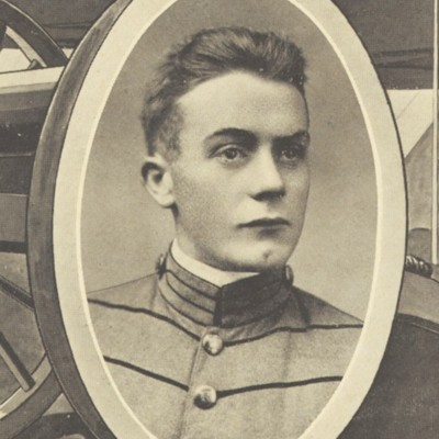Joseph Robert Wren senior portrait from the 1911 VPI Bugle.jpg