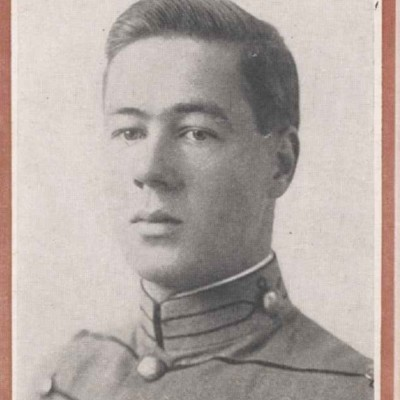 Harry Browne Beale senior portrait from the 1916 Bugle.jpg