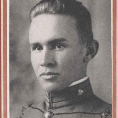 Henry Yeatman Gouldman senior portrait from the 1916 Bugle.jpg