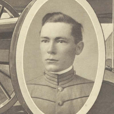 Samuel Marvin Cooper senior portrait from the 1911 VPI Bugle.jpg