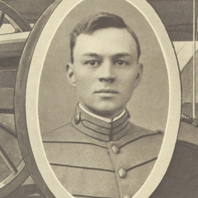 Evan William Scott senior portrait from the 1911 VPI Bugle.jpg