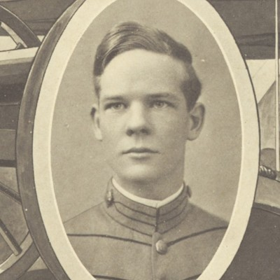 Fred Kell Prosser senior portrait from the 1911 VPI Bugle.jpg