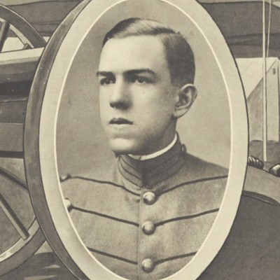 Victor Clay Barringer senior portrait from the 1911 VPI Bugle.jpg