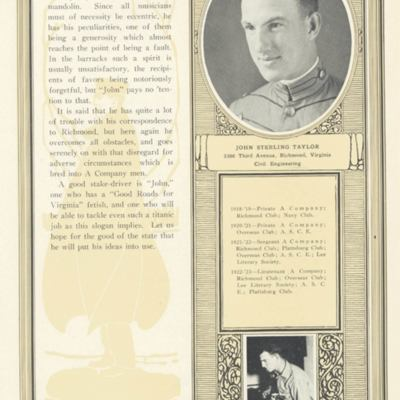 John Sterling Taylor from the 1923 VPI Bugle.jpg