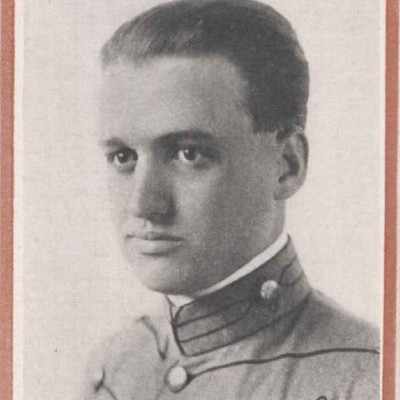 Stanley Lehman Beitman senior portrait from the 1916 Bugle.jpg