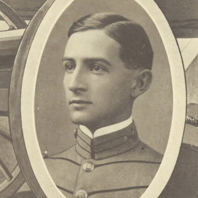 Percy Hutcheson Thompson senior portrait from the 1911 VPI Bugle.jpg