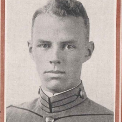 Robert Raney Connelly senior portrait from the 1916 Bugle.jpg