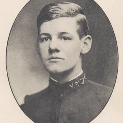 George Lake Parsons senior portrait from the 1908 VPI Bugle.jpg