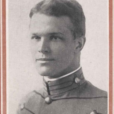 Loyal C. Benedict senior portrait from the 1916 Bugle.jpg