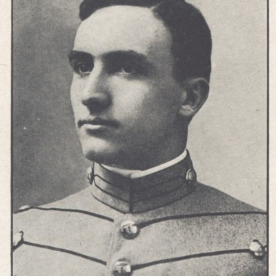 Caesar Pancratius Massei senior portrait from the 1910 VPI Bugle.jpg