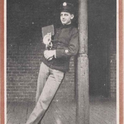 Loyd Herman Engleby picture from the 1916 Bugle.jpg