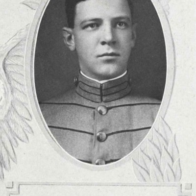 Charles Montgomery Hobart senior portrait from the 1913 VPI Bugle.jpg