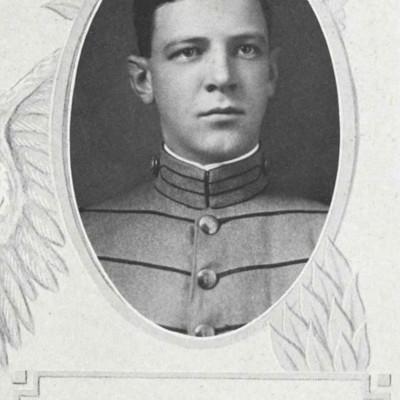 Charles Montgomery Hobart senior portrait from the 1913 VPI Bugle.jpg