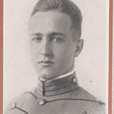 Frank Elwood Arnall senior portrait from the 1916 Bugle.jpg