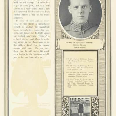 Charles Douglas Rhodes from the 1923 VPI Bugle.jpg