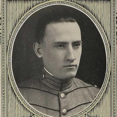Kile Clayton Williams portrait from the 1922 VPI Bugle.jpg