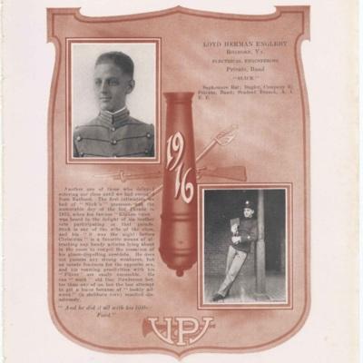Loyd Herman Engleby from the 1916 Bugle.jpg