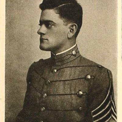 Arthur Pleasant Sibold senior portrait from the 1914 VPI Bugle.jpg